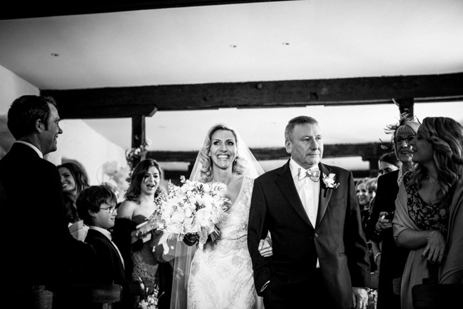 A Vintage Glamour | Black Tie Real Wedding: Gill & Jonny