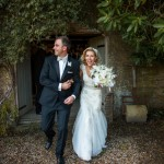 A Vintage Gatsby Glamour | Black Tie Real Wedding: Gill & Jonny
