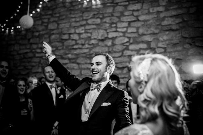 A Vintage Gatsby Glamour | Black Tie Real Wedding: Gill & Jonny