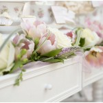 Romantic Inspired Dessert Table: Pink, Ivory & Nude | The Sweet Stylist
