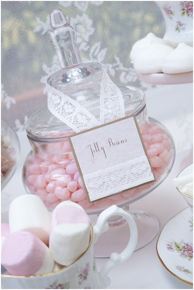 romantic, vintage inspired dessert table with a soft colour palette of pinks, ivory's and nudes_0011