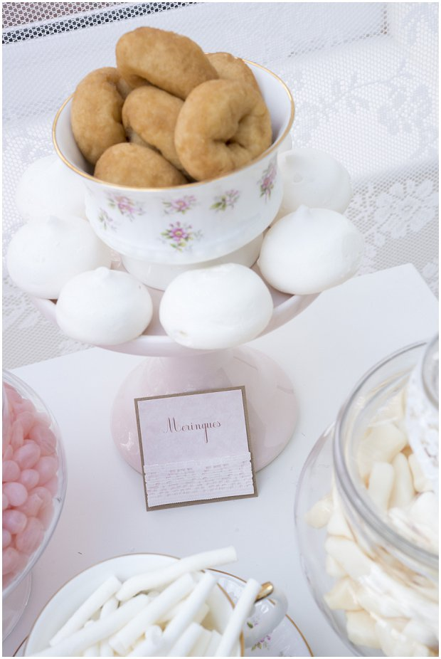 romantic, vintage inspired dessert table with a soft colour palette of pinks, ivory's and nudes_0013