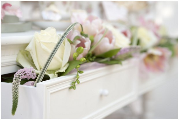 romantic, vintage inspired dessert table with a soft colour palette of pinks, ivory's and nudes_0023