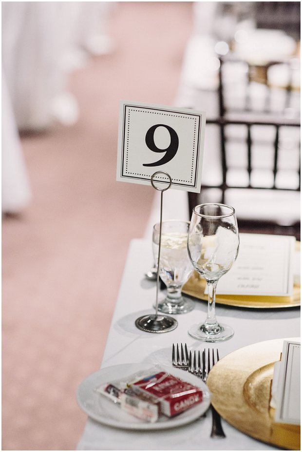 Black & Gold: Contemporary, Art Deco Influenced Wedding: Natalie & David