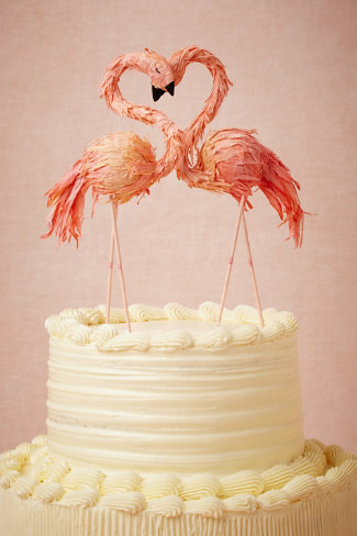 50 Unique Wedding Ideas: The Ultimate Wedding Cake Toppers: