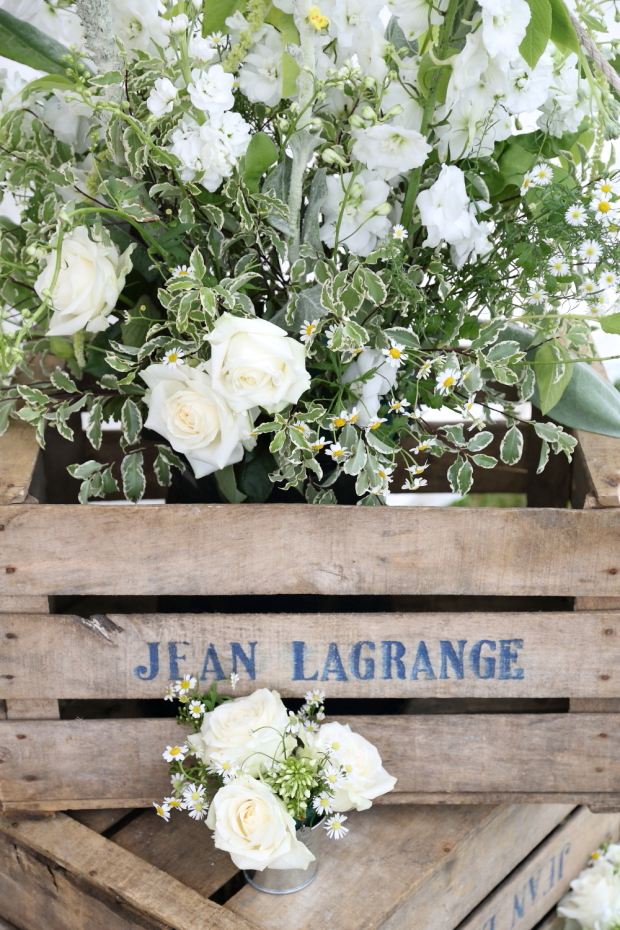 Rustic Wedding With A Subtle Vintage Vibe: Alice & Grant