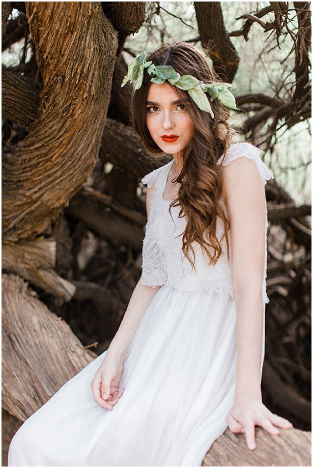 Handmade Floral Headpieces: By Mignonne   Spring Flowers Collection 2014