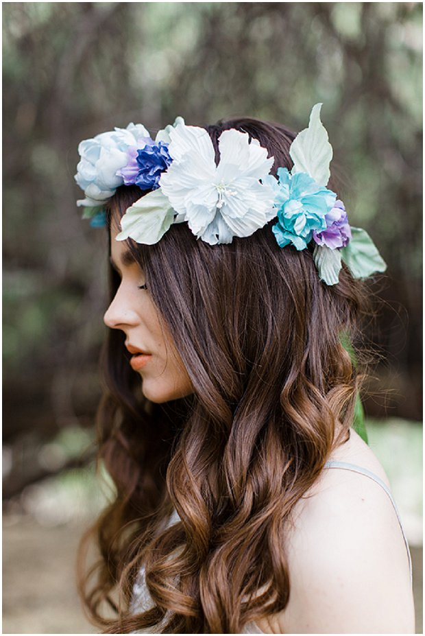 Handmade Floral Headpieces By Mignonne