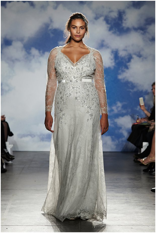 2015 Bridal Gowns | Jenny Packham: The Catwalk Show + The Plus Sized Models