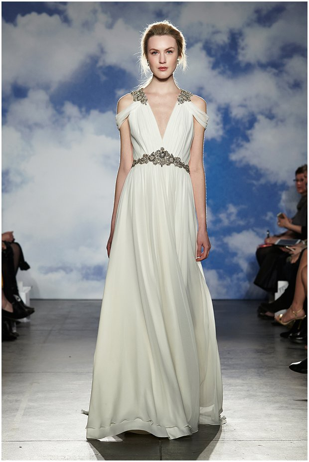 2015 Bridal Gowns Jenny Packham The Catwalk Show The