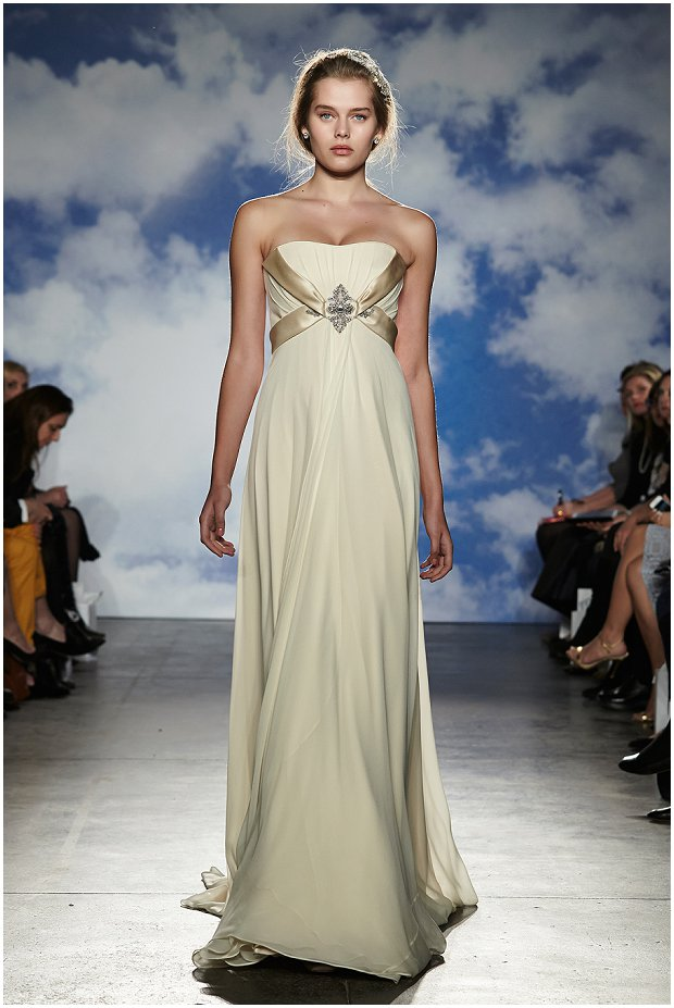 2015 Bridal Gowns | Jenny Packham: The Catwalk Show