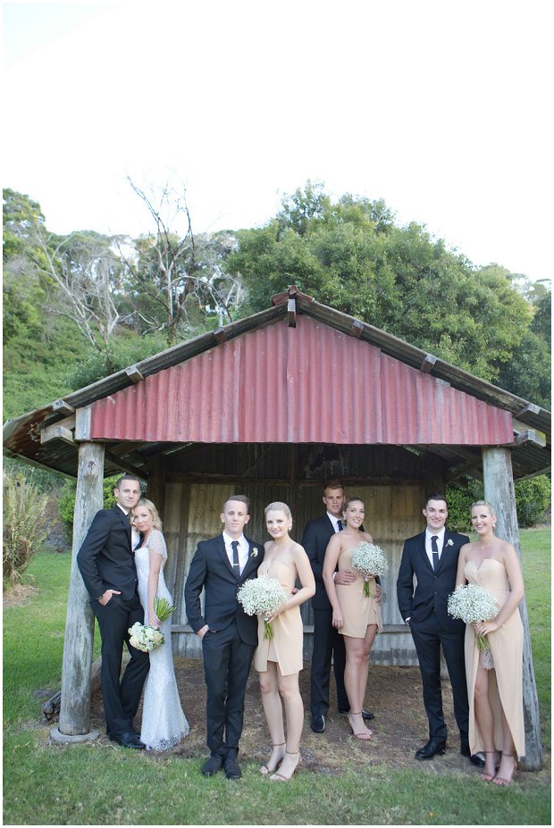 Vintage Chic & Eclectic (Australian Real Wedding) Tim & Elyse_0050