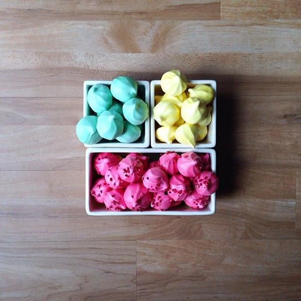 meringues kisses recipe