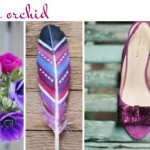The Year Of The Orchid (Radiant Orchid) | Wedding Inspiration: Colour Ideas