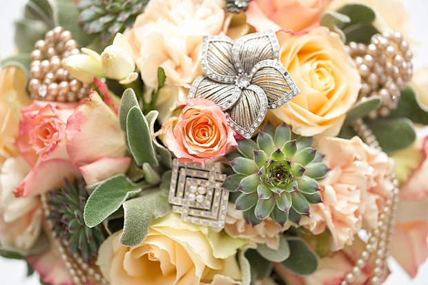 Pretty Coral & Lace: Wedding Inspiration | Styled Shoot