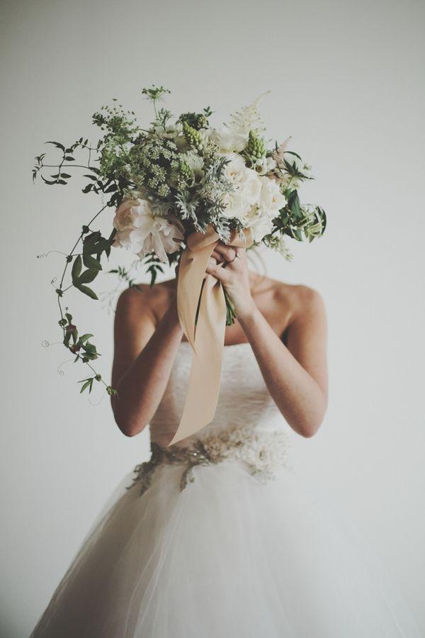 Nude Blush Shimmer | Wedding Inspiration: Colour Ideas