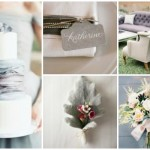 Shades Of Grey: Wedding Inspiration | Colour Ideas