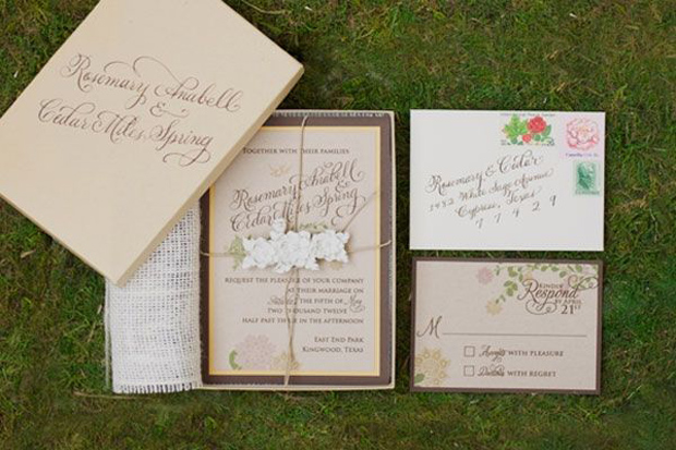 Eco Friendly Weding Invitations 025 - Eco Friendly Weding Invitations