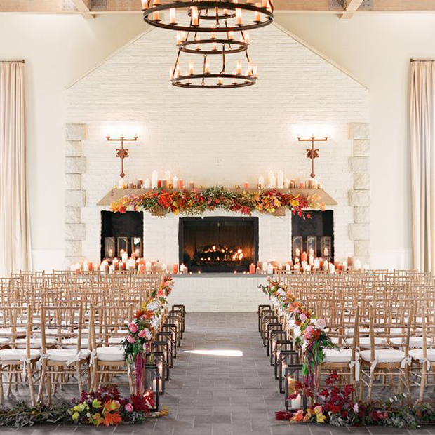 Top 15 Magical Ceremony Aisles