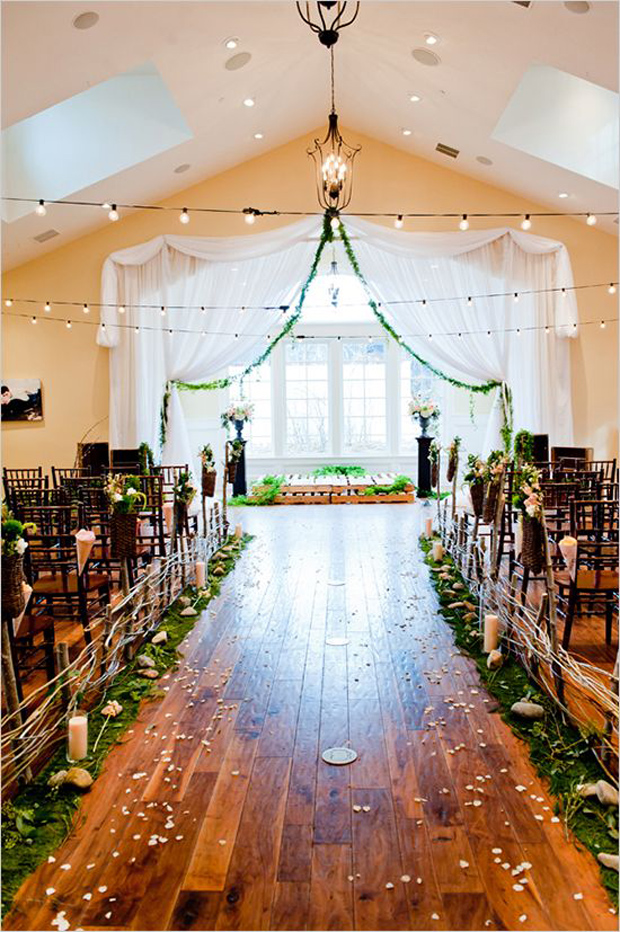20 Magical Ceremony Aisles