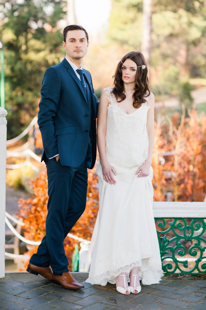 Botanical Garden Shoot - Gorgeous Rachel Simpson Summer 2014 Wedding Shoes