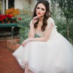 Botanical Garden Shoot - Gorgeous Rachel Simpson Summer 2014 Wedding Shoes
