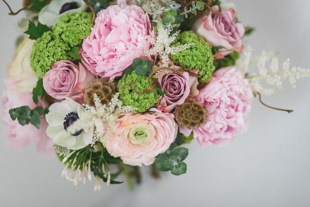 A Pretty, Chic & Elegant Spring Wedding: Susie & Dan