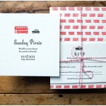 Unique Letterpress Wedding Stationery | Designed For You by Wolf & Ink