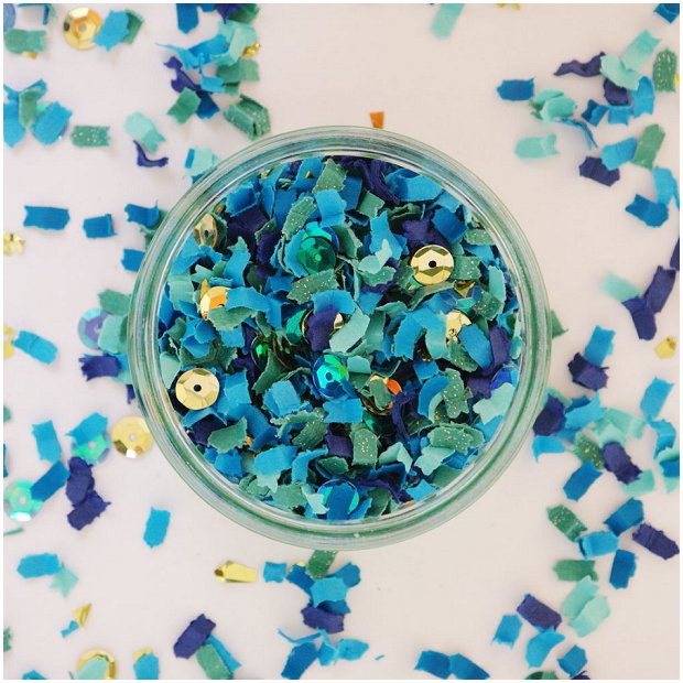 Wedding Confetti Ideas! Confetti Crush