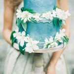 Metallic Wedding Cakes: Wedding Trends!