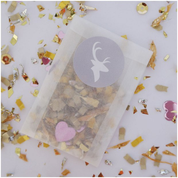 Wedding Confetti Ideas! Confetti Crush