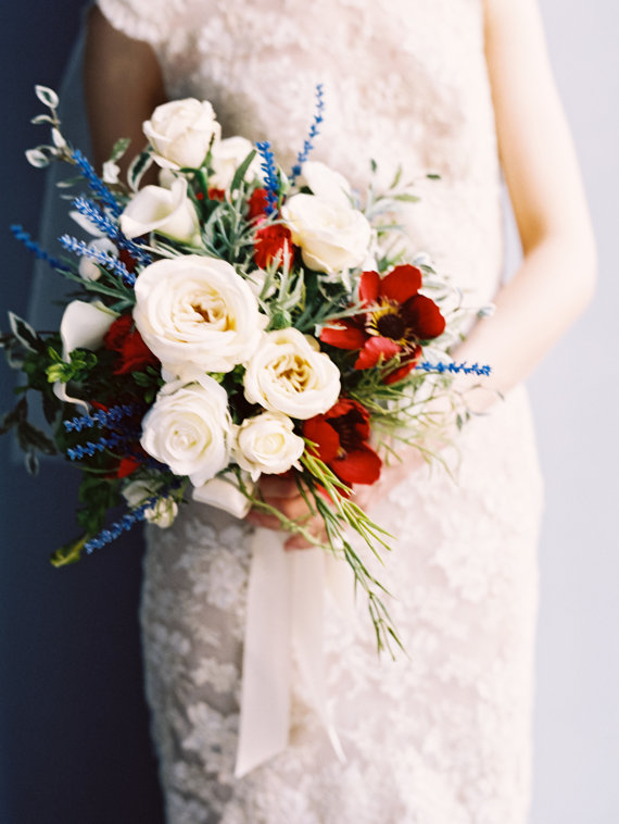 Destination Wedding Bouquets: Stunning Silk Floral Flowers!