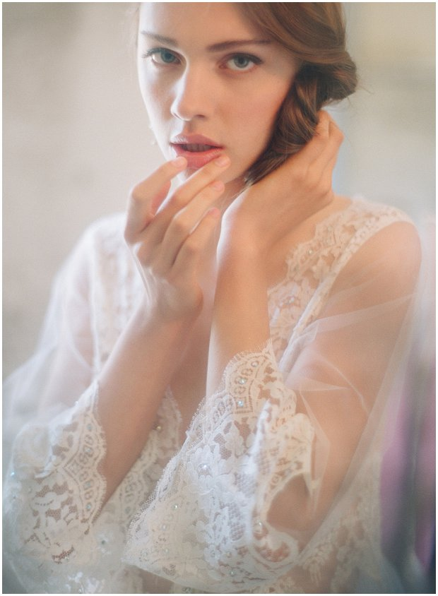 Bridal Underwear: The Dreamiest in the World by Claire Pettibone