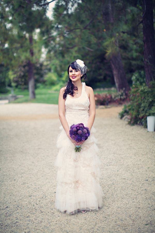 Violet Dreams | Wedding Inspiration & Colour Ideas