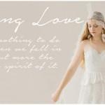 Wedding Dresses: Rue De Seine 2015 | Young Love