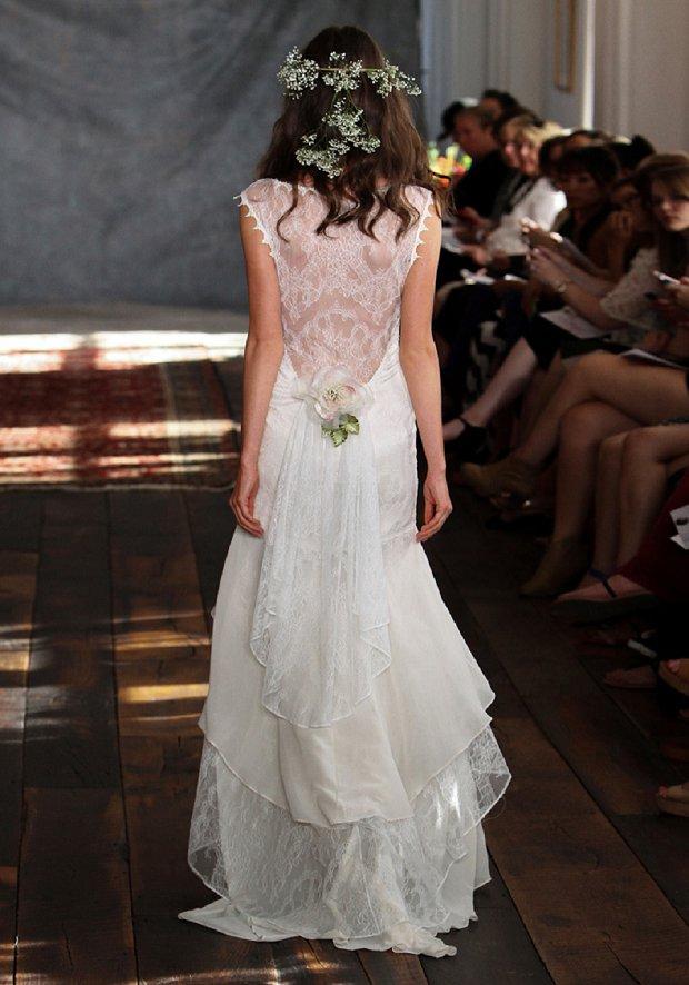 Timeless Wedding Dresses Romantique By Claire Pettibone
