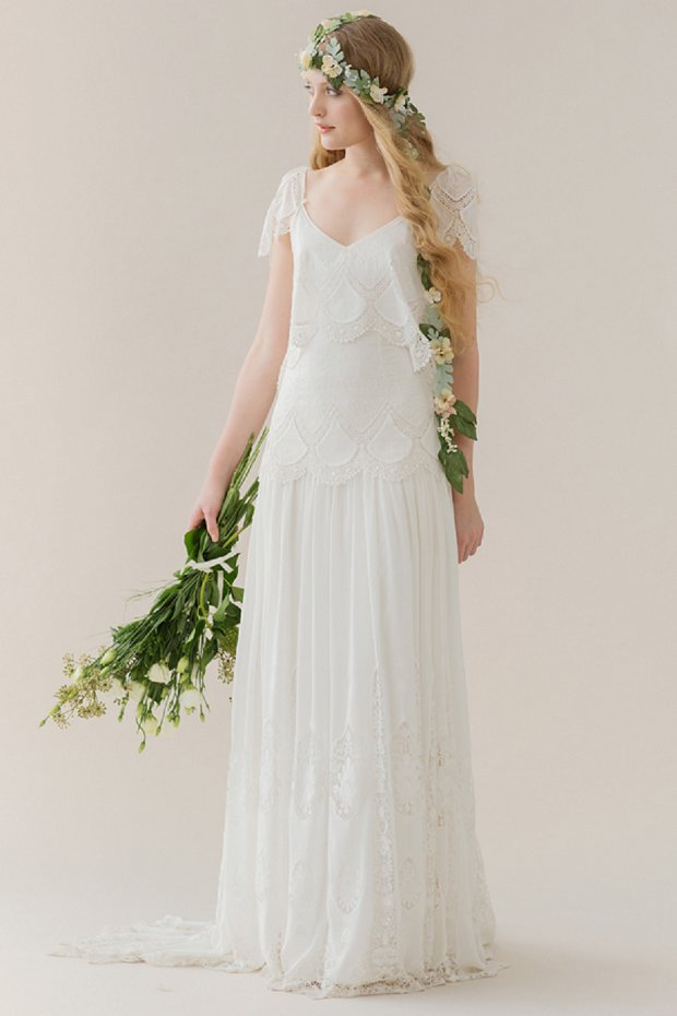 Wedding Dresses: Rue De Seine 2015 | Young Love (Eve)