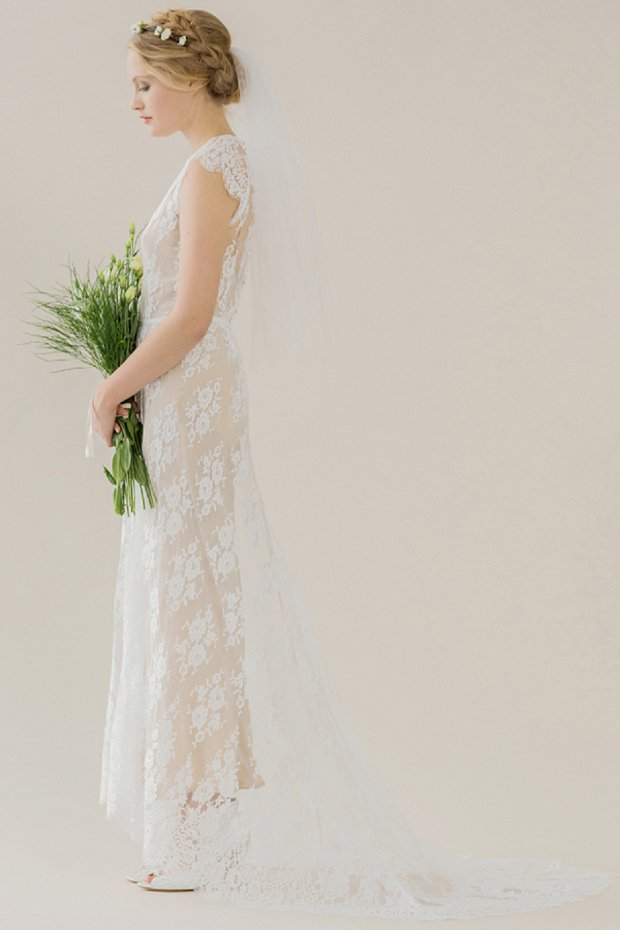 Wedding Dresses: Rue De Seine 2015 | Young Love (Ivy)