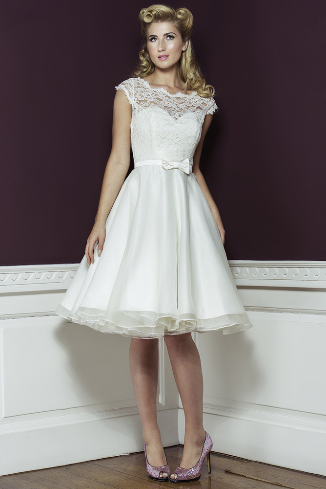 wedding dresses 2014 50s style oh my honey