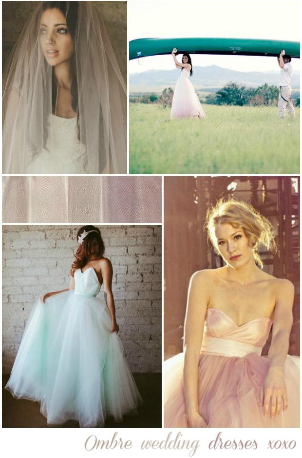 Style Crush Dip Dye Wedding Dresses Diy Instructions,Wholesale Cheap Wedding Dresses