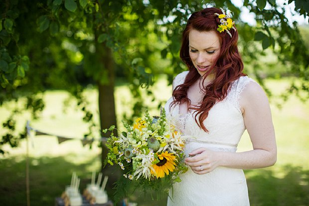 Rustic Yellow Wedding Inspiration - Styled Shoot_0014