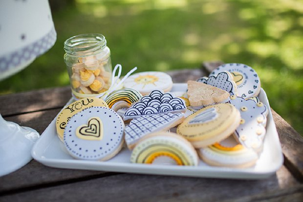 Rustic Yellow Wedding Inspiration - Styled Shoot_0037