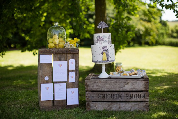 Rustic Yellow Wedding Inspiration - Styled Shoot_0039