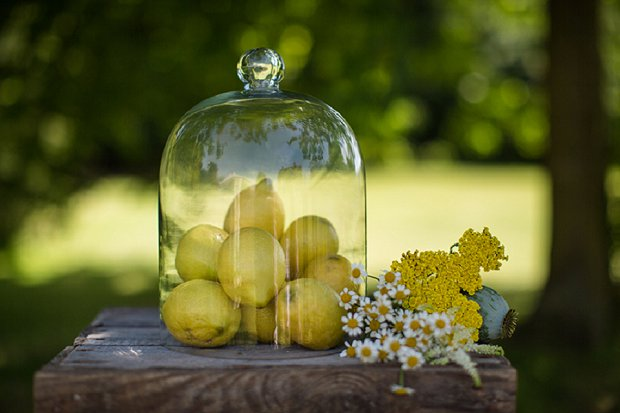 Rustic Yellow Wedding Inspiration - Styled Shoot_0040