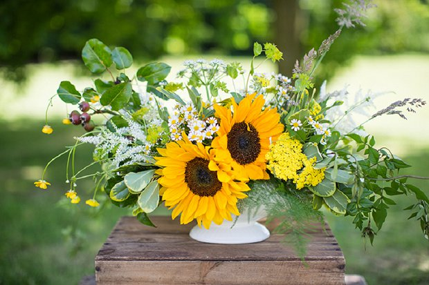 Rustic Yellow Wedding Inspiration - Styled Shoot_0045