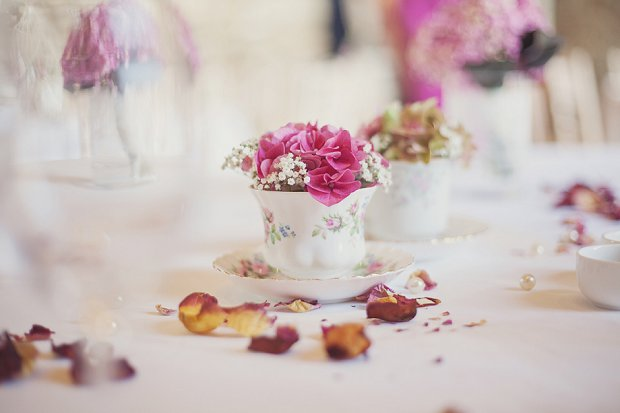 Shabby Chic Vintage Wedding - Pink_0009