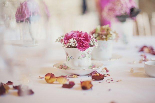 Shabby Chic Vintage Wedding - Pink_0009