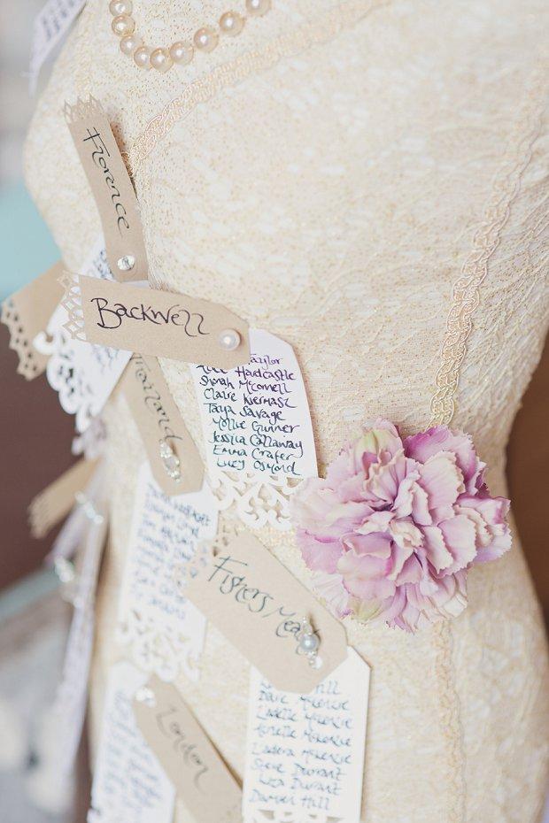 Shabby Chic Vintage Wedding - Pink_0012