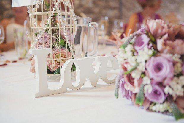 Shabby Chic Vintage Wedding - Pink_0017
