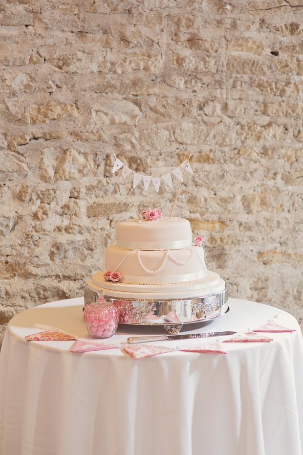 Shabby Chic Vintage Wedding - Pink_0018
